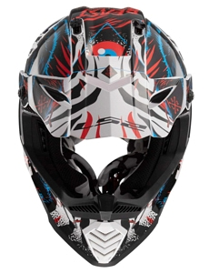 LS2 Helmets Gate Youth Helmet front