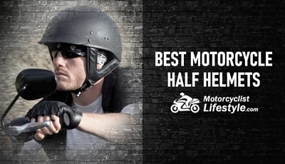 Best Motorcycle Half Helmets Review