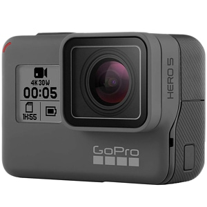 GoPro Hero 5 Motorcycle Helmet Camera front