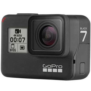GoPro Hero 7 Motorcycle Helmet Camera front