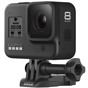 GoPro Hero 8 Motorcycle Helmet Camera