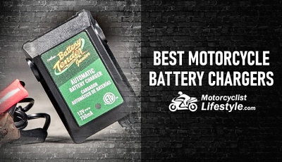 Best Motorcycle Battery Chargers Review