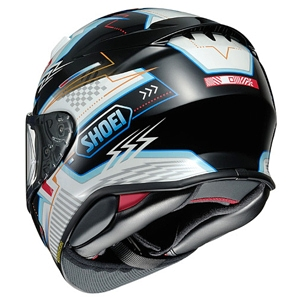 Shoei RF-1400 Helmet back