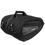 Ogio Stealth Black Motorcycle Saddle Bags